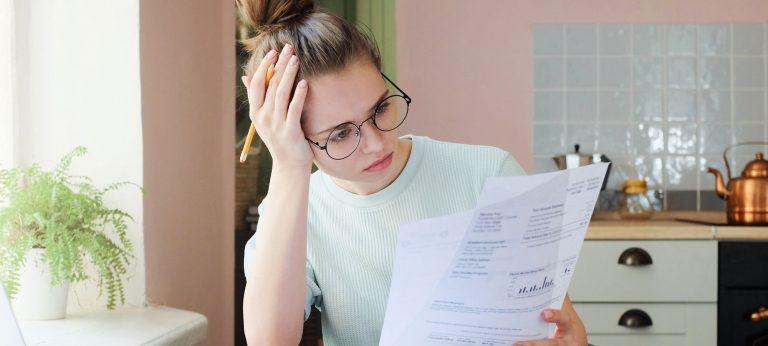 Konkursvarsel og konkursbegjæring