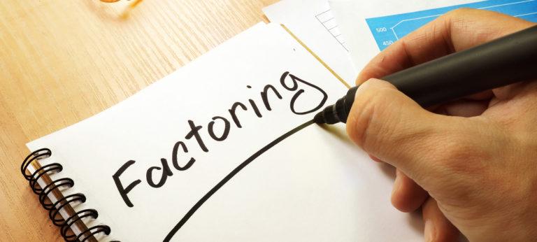 Hva er factoring?